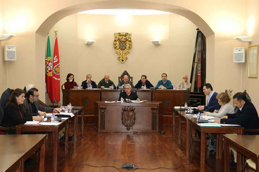 Reunião do Executivo Municipal de Elvas - CME