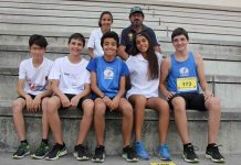 CEN Atletismo com cinco no pódio em Portalegre