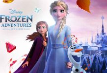 Frozen 2 – O Reino do Gelo