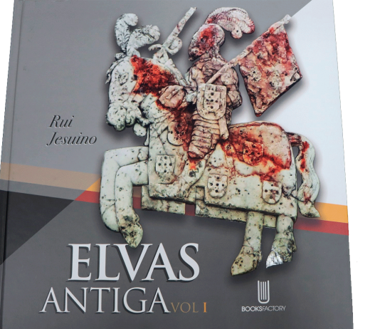 Elvas Antiga - Vol I